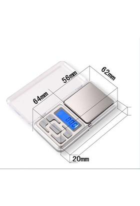 Knmaster Dijital Hassas Cep Terazi Tartı 500Gr./0.01G