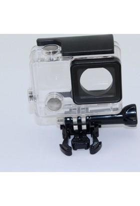 Knmaster Gopro Hero 3/3+/4 60M Housing Uyumlu Lens Filtre Mor