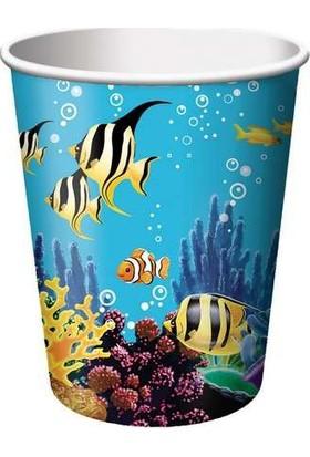 Alins Okyanus Parti Bardağı 200 Ml 8 Adet