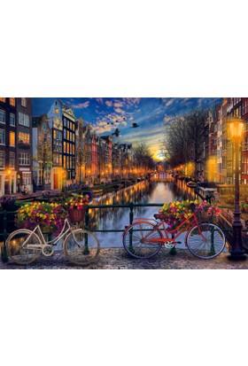 Educa Puzzle Amsterdam 2000 Parça Puzzle