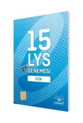 Endemik Yayınları LYS Fizik 15 Deneme