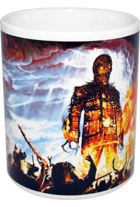 Rock Off Iron Maiden Kupa Wicker Man
