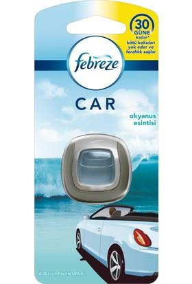 Febreze Hava Ferahlatıcı Araba Kokusu Okyanus Esintisi 2 ml