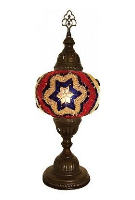 Tayyarart mozaik Masa Lambası No 3