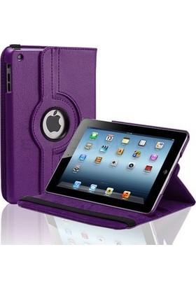 Kea Apple iPad Air 2 (iPad 6) 360° Dönebilen Standlı Kılıf