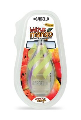 Bargello Karpuz Mango Oto ve Oda Kokusu 8 ml