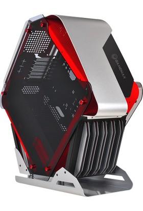 Gamemax FC-9200G RGB fanlar için uzaktan Kumanda, Alüminyum Gaming Kasa (Powersiz)