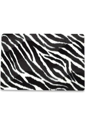 Manhattan Notebook Computer Skin, Fits Most Widescreens Up To 15.4 İn., Zebra