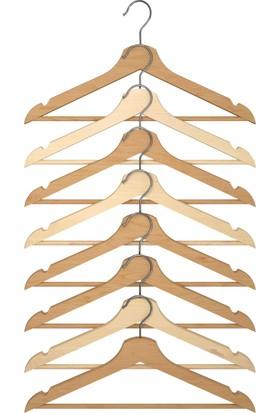 IKEA Bumerang 8'li Giysi Askısı