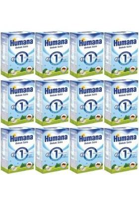 Humana 1 Bebek Sütü 600 gr - 12'li