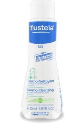 Mustela Cleansing Gel Yenidoğan Şampuan 100 Ml