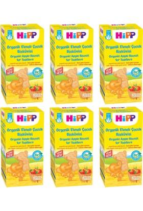 Hipp Organik Elmalı Çocuk Bisküvisi 150 gr - 6'lı