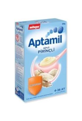 Aptamil Kaşık Maması Sütlü Pirinçli 250 Gr.