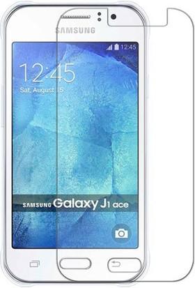 Kea Samsung Galaxy J1 Ace Ekran Koruyucu Cam