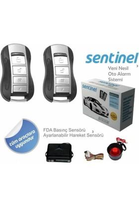 Sentinel Alarm Sistemi No:7