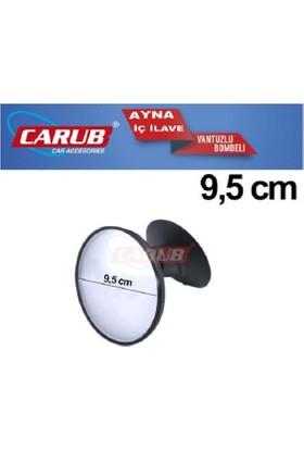 Carub Ayna İç İlave Vantuzlu Ayna Çap:9,5Cm 0221168