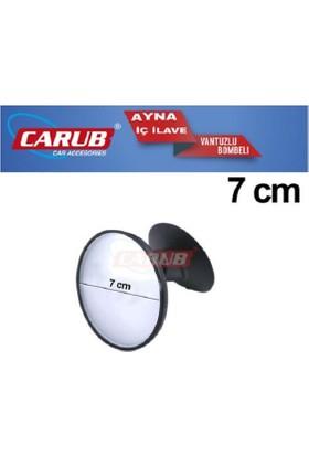 Carub Ayna İç İlave Vantuzlu Ayna Çap:7Cm 0221166