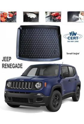 Image Jeep Renegade Bagaj Havuzu Siyah 2014 Ve Sonrası
