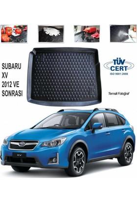 Image Subaru Xv Suv Bagaj Havuzu Siyah 2012 Ve Sonrası