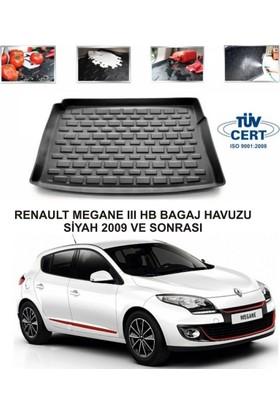 Image Renault Megane 3 Hb Bagaj Havuzu Siyah 2009 Ve Sonrası