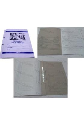 Özkan Personel Özlük Dosyası 25 Li Paket