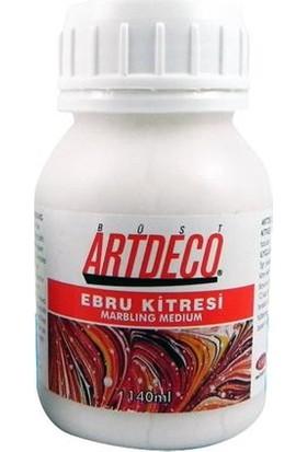 Artdeco Ebru Boyası Toz Kitre 140 Ml Y-016E 007