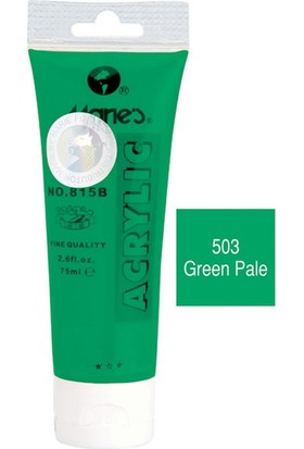 Maries 815-503 Akrilik Boya 75Ml Green Pale