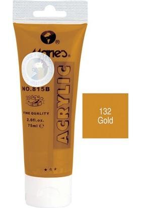 Maries 815-132 Akrilik Boya 75Ml Gold