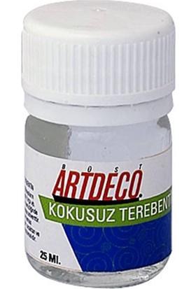 Artdeco Kokusuz Terebentin 25Ml