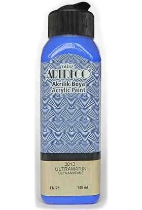 Artdeco Akrilik Boya 140 Ml Ultramarin