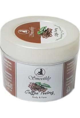 Smoothly Vücut & Yüz Peeling Kahve 150 ML.