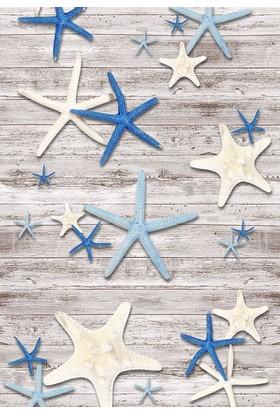 Doğuş Peluş Halı 3D Pano 813 Deniz Yıldızları