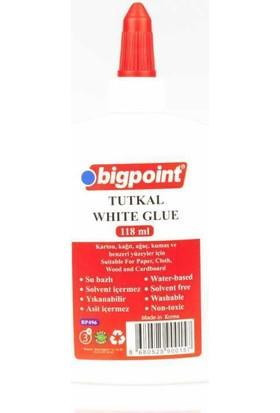 Bigpoint Bp496 Beyaz Tutkal 118Ml.