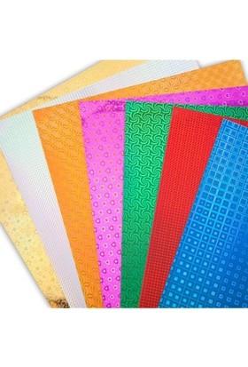Bigpoint Bp706-00 Metalık Renklı Karton A4 Karısık 10Lu