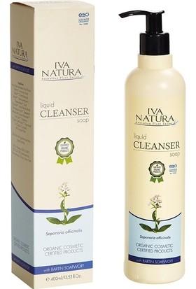 Iva Natura Organik Sertifikalı Arındırıcı Sıvı Sabun 400 ml