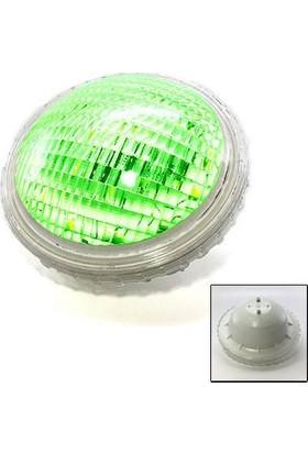 SPP Par56 LED Havuz Ampulü - Yeşil - Delux
