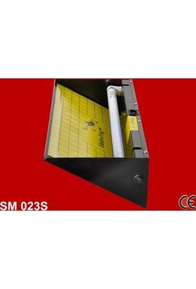 Elektro Frog Yapışkanlı Sinek Tutucu Aplik Sm 023Siyah - Sm023Krem 1X15 Wat