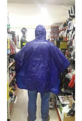 Prc Panço Yağmurluk Lacivert