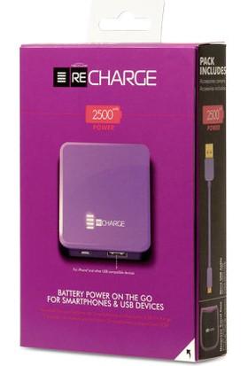 Techlink Recharge Apple Powerbank 2500Mah Mor-Kare