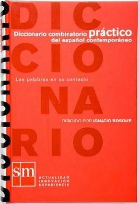 Diccionario Combinatorio Practico Del Espanol Contemporaneo
