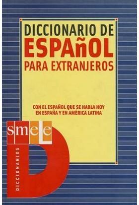Diccionario De Español Para Extranjeros