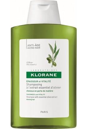 Klorane Shampooing L-Olivier 400 Ml - Zeytin Ekstreli Şampuan