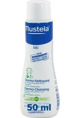 Mustela Dermo Cleansing 50 Ml - Seyahat Boyu