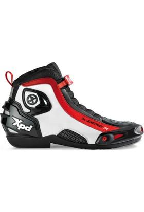 Spıdı Xpd X-Zero R Beyaz/Kırmızı Bot