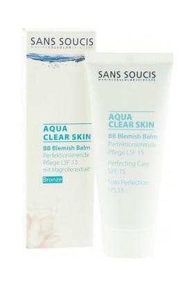 Sans SoucisBB Perfecting Cream SPF 15 - Bronz 40 ml.