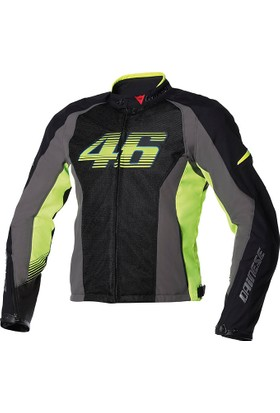 Dainese Vr46 Air Tex Ceket