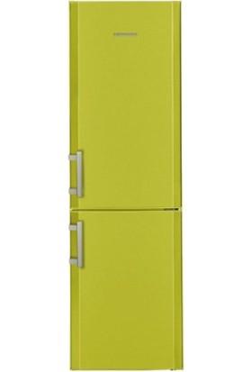 Liebherr Cuag 3311 Sarı Buzdolabı
