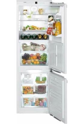 Liebherr ICBN3366 Ankastre Buzdolabı Biofresh