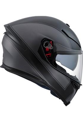 Agv K-5 Enlace Black Matt/Grey Kask