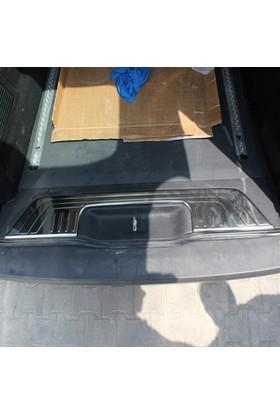 Z Tech Mercedes Vito 2015 Sonrası Krom Bagaj İç Eşiği